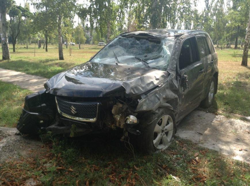 В Красноармейске произошло крупное ДТП (фото) - фото 2