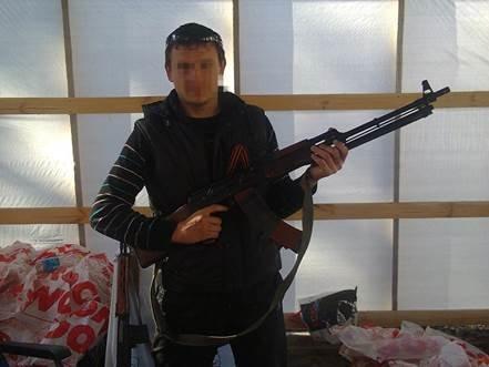 СБУ задержала в Славянске террориста «ДНР». ВИДЕО (фото) - фото 1