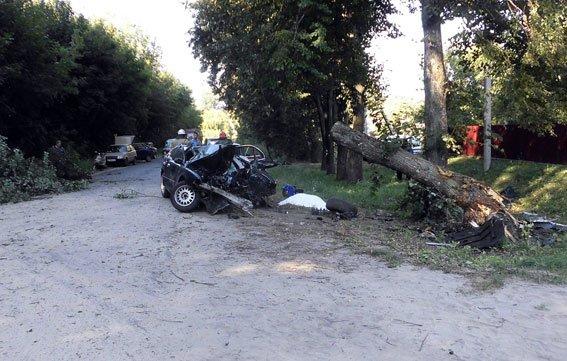 Нові фото з місця смертельної ДТП на Полтавщині (фото) - фото 2
