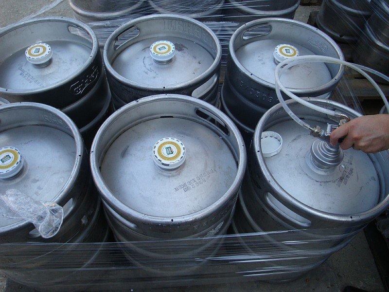 В Крым под видом кваса пытались завезти 288 кегов с украинским пивом (ФОТО) (фото) - фото 3