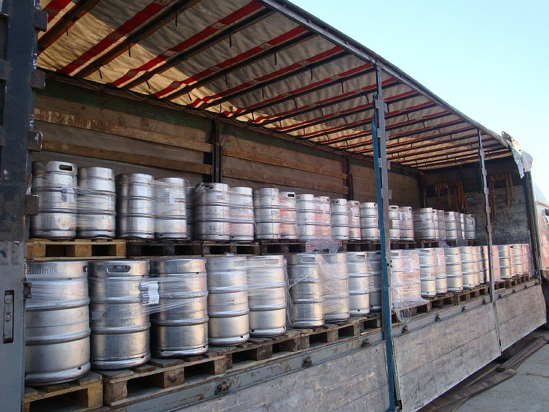 В Крым под видом кваса пытались завезти 288 кегов с украинским пивом (ФОТО) (фото) - фото 2