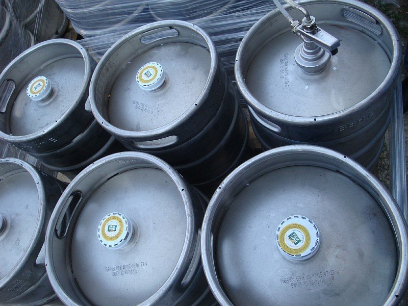 В Крым под видом кваса пытались завезти 288 кегов с украинским пивом (ФОТО) (фото) - фото 4