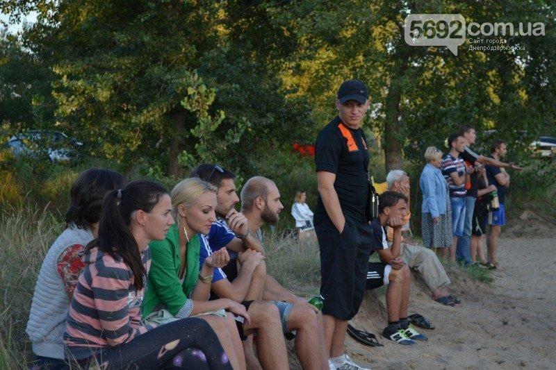 В Днепродзержинске ко Дню независимости провели турнир по пляжному футболу, фото-4