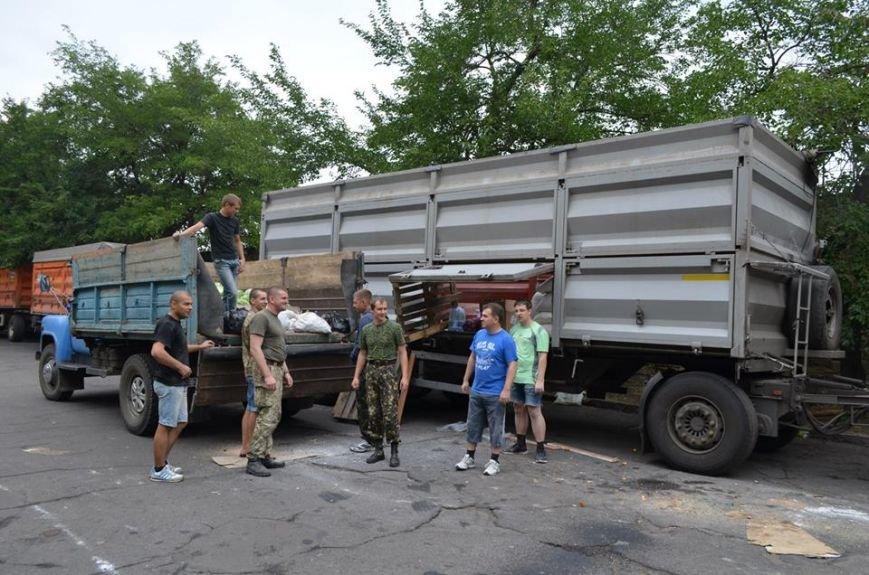 Николаевская гуманитарка выехала на Донбасс (ФОТОРЕПОРТАЖ), фото-10
