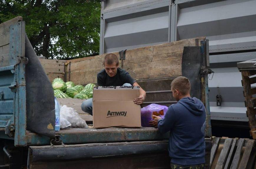 Николаевская гуманитарка выехала на Донбасс (ФОТОРЕПОРТАЖ), фото-4