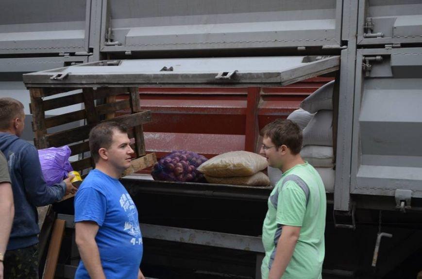Николаевская гуманитарка выехала на Донбасс (ФОТОРЕПОРТАЖ), фото-3