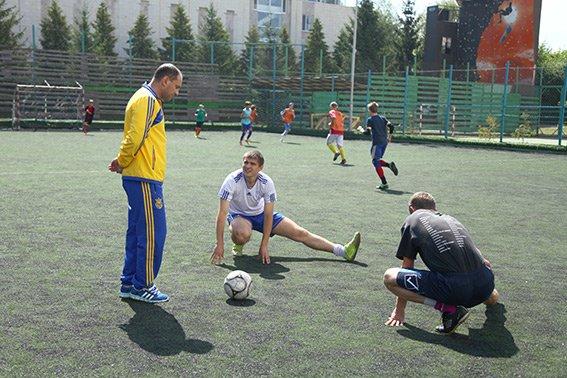 Завдяки хмельницькому військовому хіріргу українська збірна перемогла на Чемпіонаті футболу серед лікарів (Фото) (фото) - фото 2