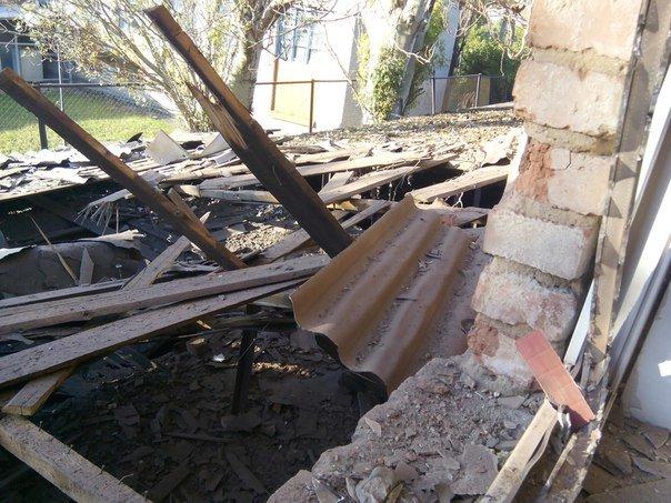 В Авдеевке несколько дней тишины нарушили звуки артиллерии (ФОТО) (фото) - фото 1