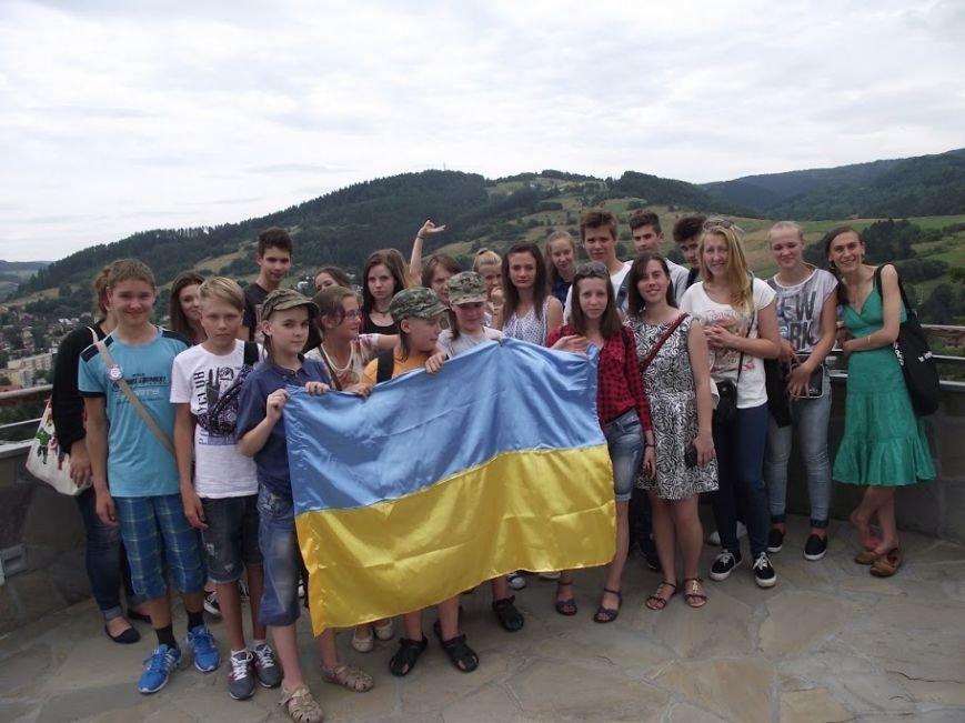 Как дети из Краматорска в Польше отдыхали (фото) - фото 1