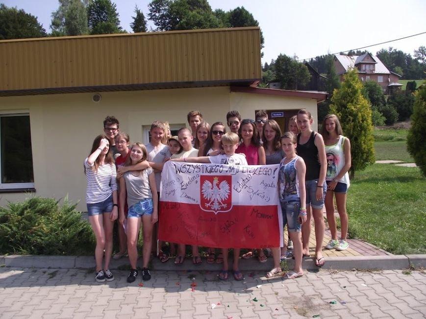 Как дети из Краматорска в Польше отдыхали (фото) - фото 8