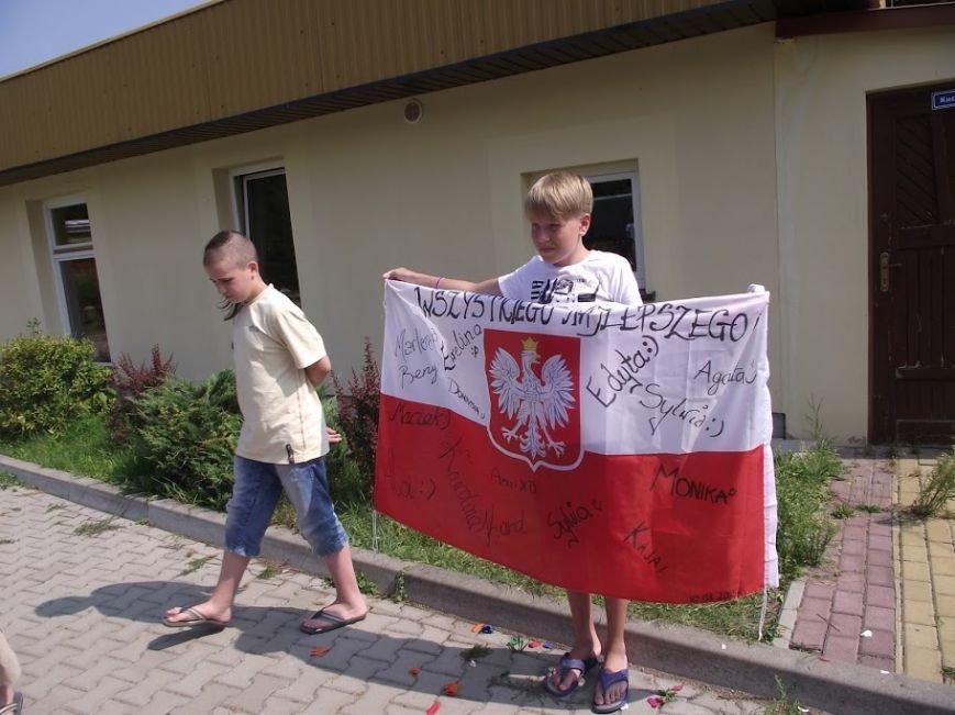 Как дети из Краматорска в Польше отдыхали (фото) - фото 7