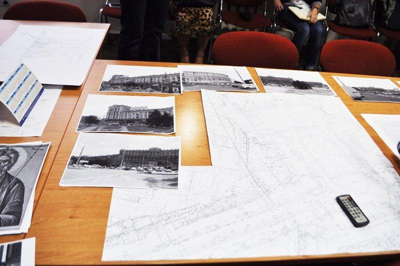 Автор самого лучшего проекта реконструкции Привокзальной площади в Днепропетровске получит 100 тысяч гривен, фото-4