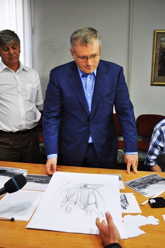 Автор самого лучшего проекта реконструкции Привокзальной площади в Днепропетровске получит 100 тысяч гривен, фото-2