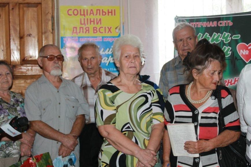 В поликлинике горбольницы №5 открылся аптечный пункт «Азовфарм» (фото) - фото 1