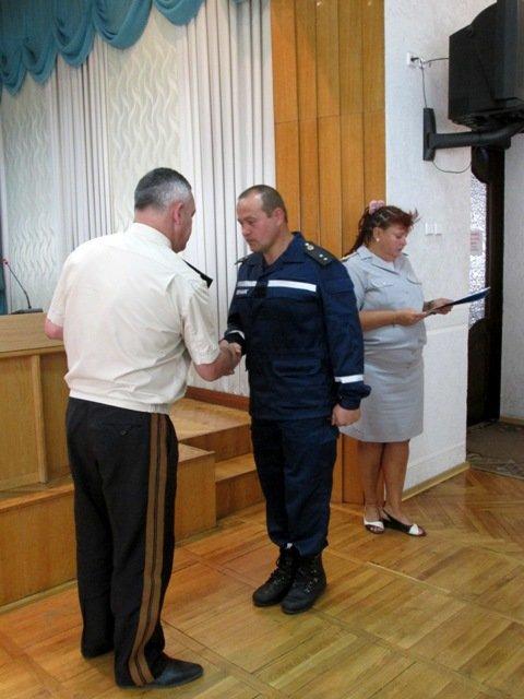 У Житомирі напередодні Дня незалежності України відзначили найкращих рятувальників (фото) - фото 1