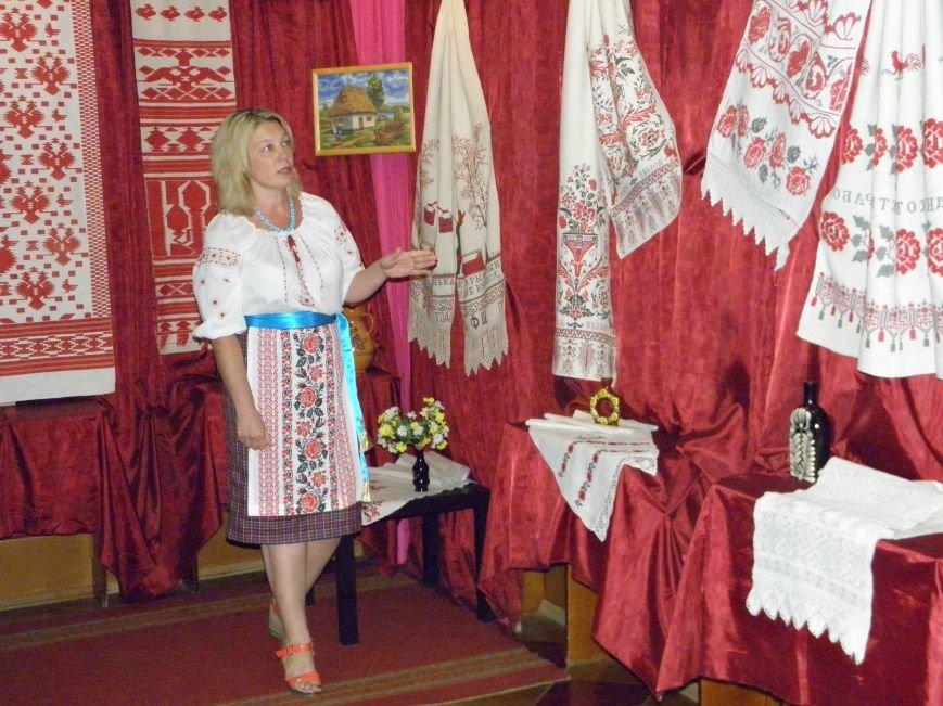 Коллекция рушников Краматорского музея признана национальным достоянием Украины (ФОТО) (фото) - фото 3