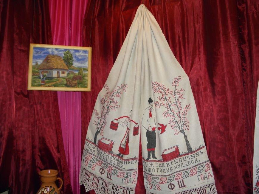 Коллекция рушников Краматорского музея признана национальным достоянием Украины (ФОТО) (фото) - фото 1
