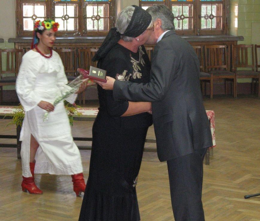 В Полтаві посмертно нагородили полеглих бійців в АТО, фото-12