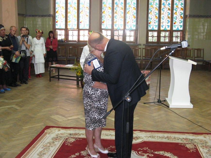 В Полтаві посмертно нагородили полеглих бійців в АТО, фото-2