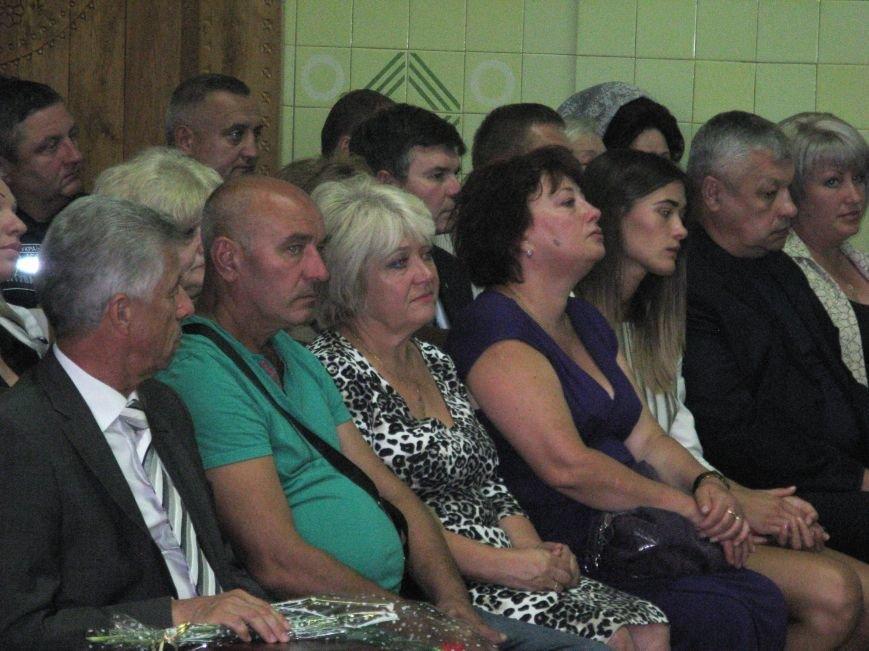 В Полтаві посмертно нагородили полеглих бійців в АТО, фото-15