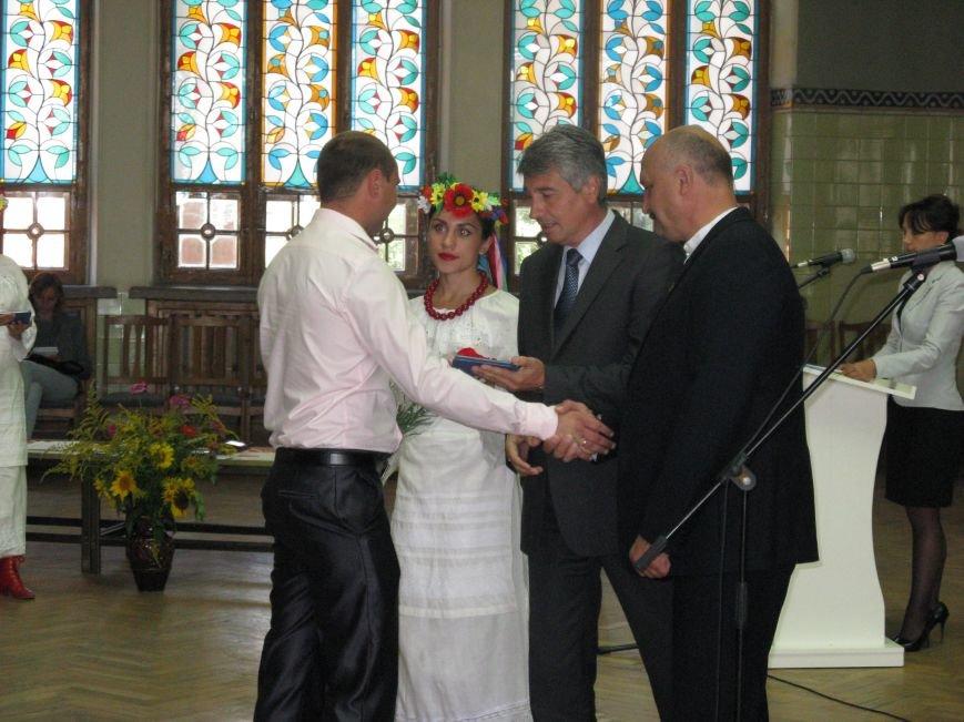 В Полтаві посмертно нагородили полеглих бійців в АТО, фото-6