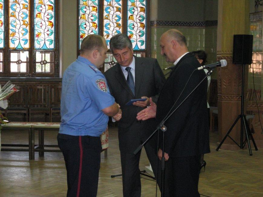 В Полтаві посмертно нагородили полеглих бійців в АТО, фото-7