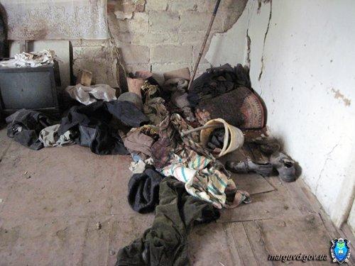 В Мариуполе убийца двое суток провел рядом с трупом: курил и распивал спиртное, фото-1