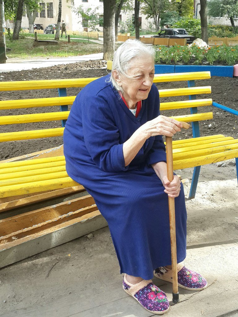 Харьковчане просят помочь найти родственников потерявшейся пенсионерки (ФОТО) (фото) - фото 1