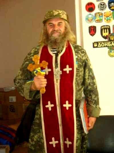 В Мариуполе ограбили священника-байкера (ФОТО), фото-1