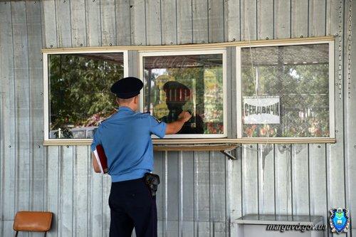 В Сартане милиционеры изъяли из продажи без документов спиртное и усилили охрану порядка (ФОТОРЕПОРТАЖ + ВИДЕО), фото-5