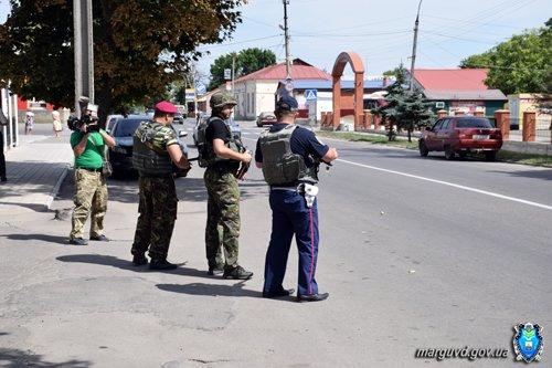 В Сартане милиционеры изъяли из продажи без документов спиртное и усилили охрану порядка (ФОТОРЕПОРТАЖ + ВИДЕО), фото-9
