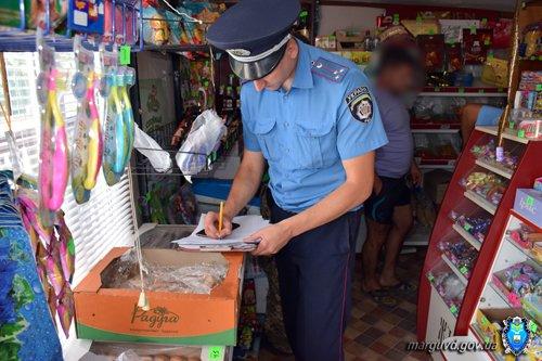 В Сартане милиционеры изъяли из продажи без документов спиртное и усилили охрану порядка (ФОТОРЕПОРТАЖ + ВИДЕО), фото-6