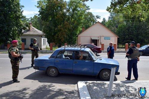 В Сартане милиционеры изъяли из продажи без документов спиртное и усилили охрану порядка (ФОТОРЕПОРТАЖ + ВИДЕО), фото-10