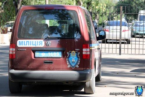 В  Жовтневом райотделе милиции установили прочное ограждение  (ФОТО), фото-2