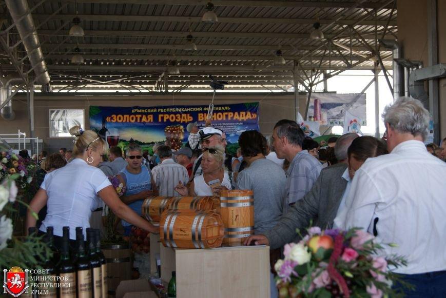 Аксенов: Фестивали вина возродят былую славу Крыма как знаменитого винодельческого края (ФОТО) (фото) - фото 1