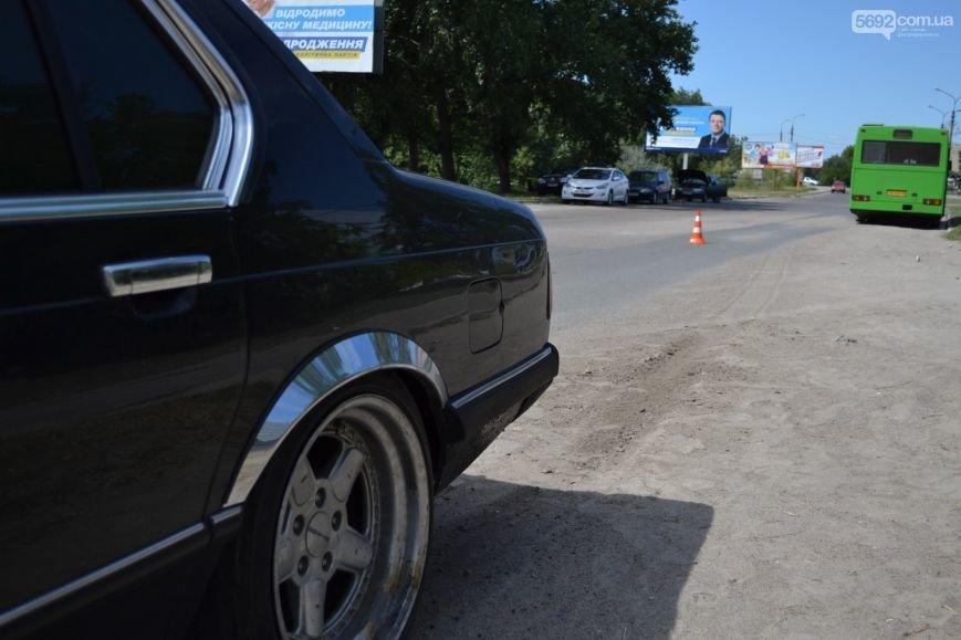 ДТП в Днепродзержинске: «BMW» и «Жигули» столкнулись влобовую, фото-6
