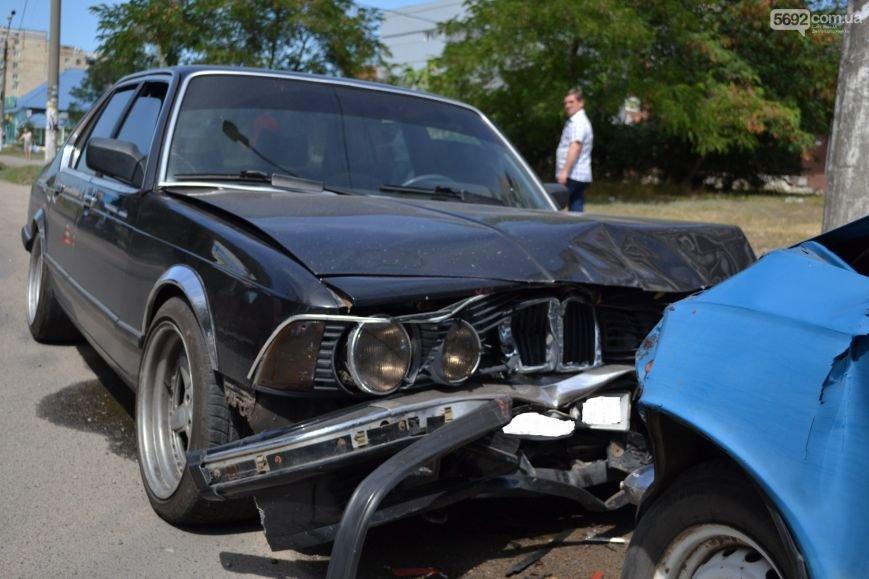 ДТП в Днепродзержинске: «BMW» и «Жигули» столкнулись влобовую, фото-5