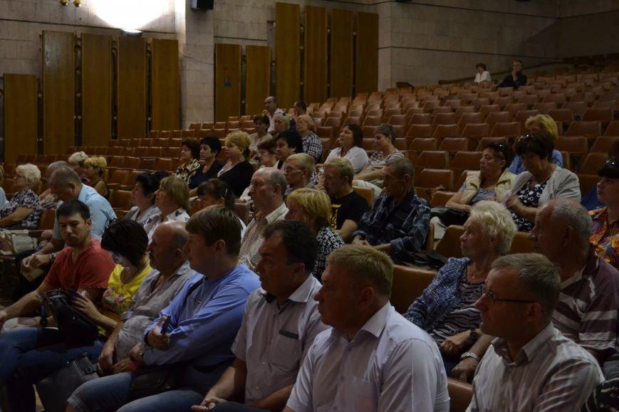 Днепродзержинская общественность обсудила переименование города, фото-7