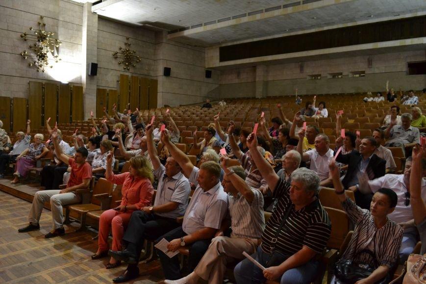 Днепродзержинская общественность обсудила переименование города, фото-9