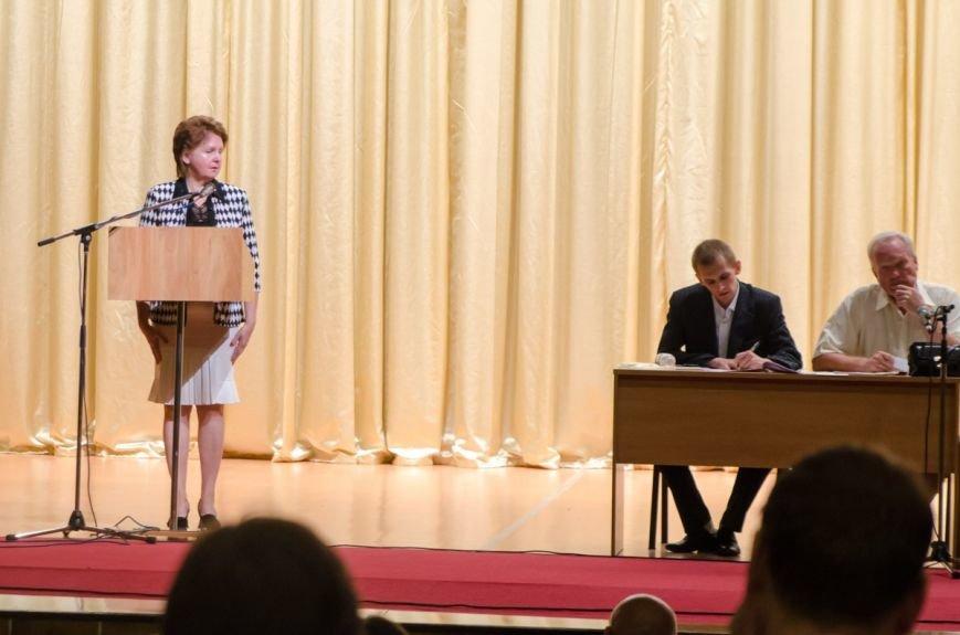 Днепродзержинская общественность обсудила переименование города (фото) - фото 12