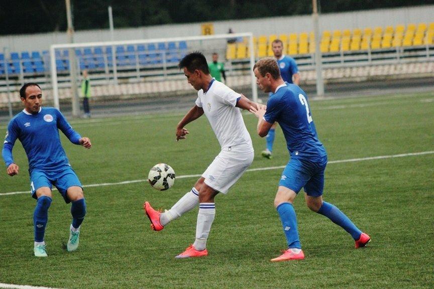 Футбол Усть-Каменогорск