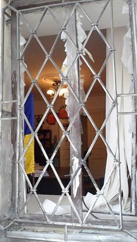 В николаевском центре волонтеров сработала самодельная взрывчатка (ФОТО) (фото) - фото 3