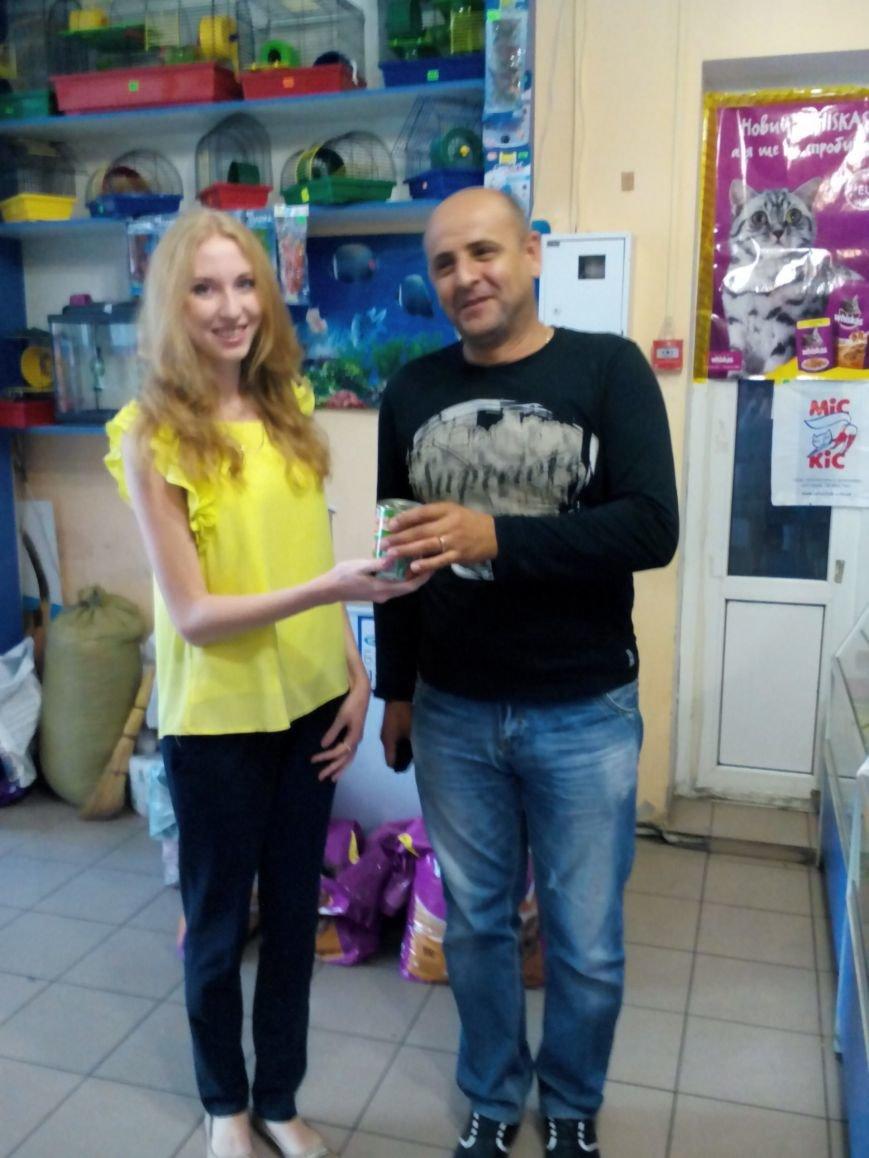 Фотоотчет: Победительница конкурса «Мой котЭ» получила приз, фото-3