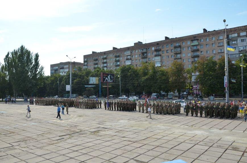 В Мариуполе празднуют День государственного флага (ФОТОРЕПОРТАЖ+ВИДЕО), фото-2