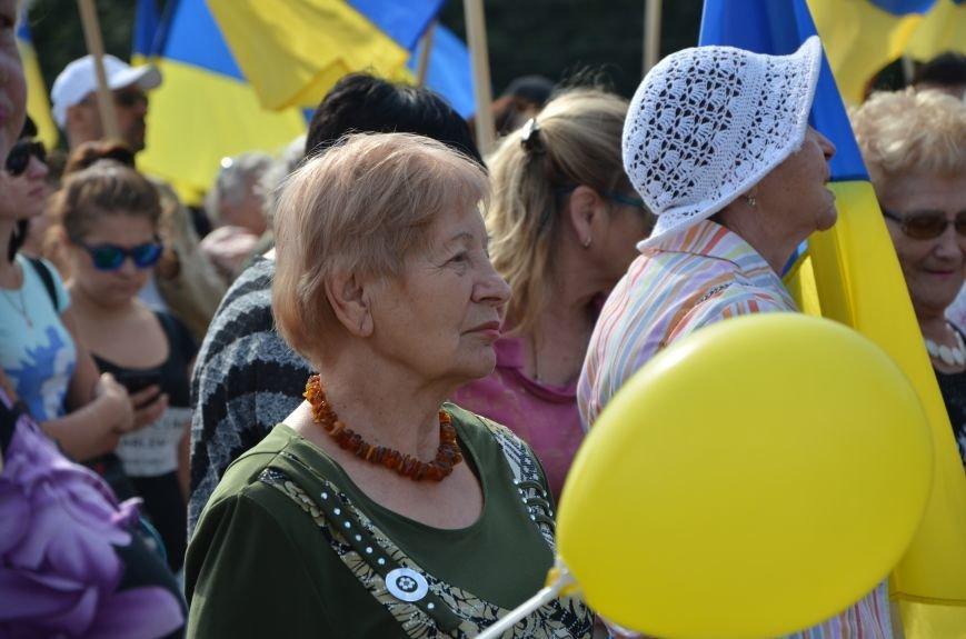 В Мариуполе празднуют День государственного флага (ФОТОРЕПОРТАЖ+ВИДЕО), фото-35