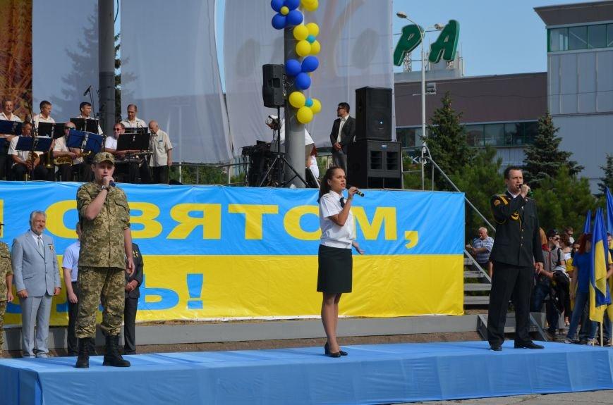 В Мариуполе празднуют День государственного флага (ФОТОРЕПОРТАЖ+ВИДЕО), фото-43