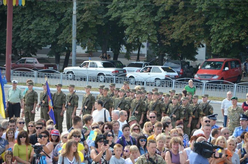 В Мариуполе празднуют День государственного флага (ФОТОРЕПОРТАЖ+ВИДЕО), фото-23