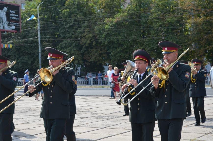 В Мариуполе празднуют День государственного флага (ФОТОРЕПОРТАЖ+ВИДЕО), фото-16