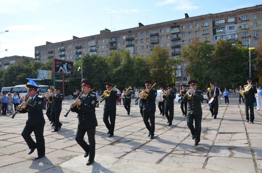 В Мариуполе празднуют День государственного флага (ФОТОРЕПОРТАЖ+ВИДЕО), фото-15
