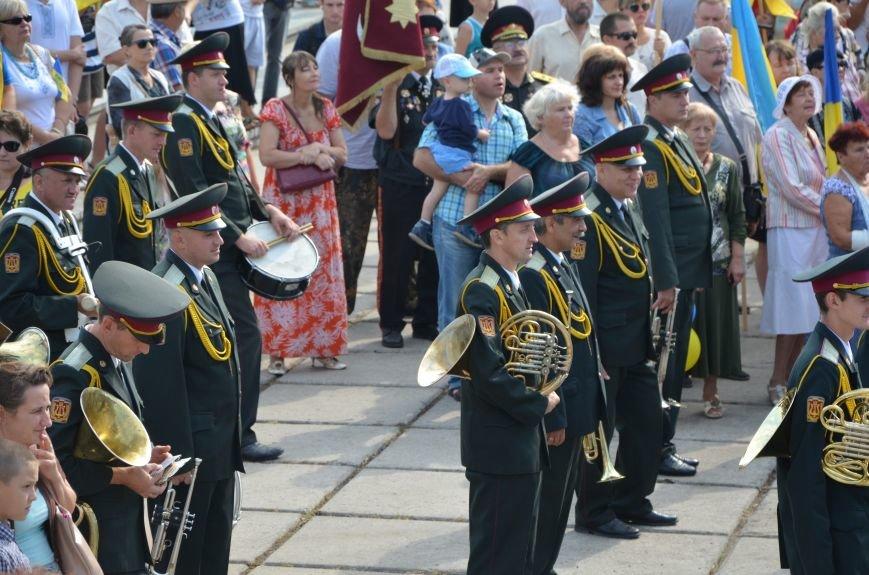 В Мариуполе празднуют День государственного флага (ФОТОРЕПОРТАЖ+ВИДЕО), фото-21